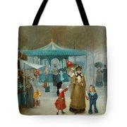 The Fairground  Tote Bag