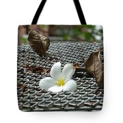 The Fallen Flower Tote Bag