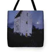 The Famed Sunken Church Is Featured Tote Bag