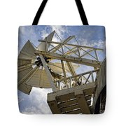 The Fantail Tote Bag