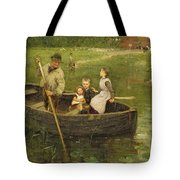 The Ferry Tote Bag by Edward Stott