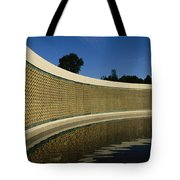 The Field Of Stars On The Freedom Wall Tote Bag