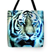 The Fierce Tiger Tote Bag
