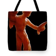 The Figurine Tote Bag