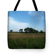 The First Homestead Tote Bag