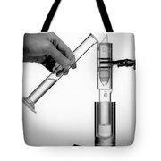 The First Technetium-99m Generator Tote Bag