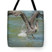 The Fishing Is Good Tote Bag