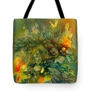 The Flavor Of Autumn Tote Bag