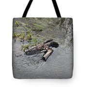 The Floating Island Tote Bag