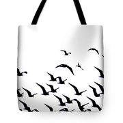 The Flock Tote Bag