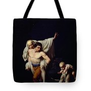The Flood Tote Bag by Jean-Baptiste Regnault