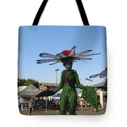 The Flower Fairies Are Here Tote Bag