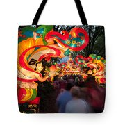 The Flying Apsaras Tote Bag