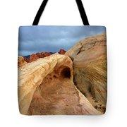 The Folded Landscape Tote Bag