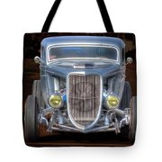 The Ford Grill Tote Bag