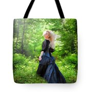 The Forest Beckons Tote Bag