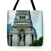 The Former Port Of London Authority Building Tote Bag