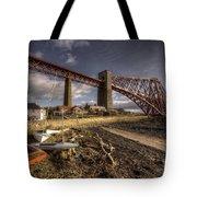 The Forth Rail Bridge Tote Bag
