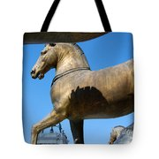 The Four Horses Of St Mark's  Tote Bag
