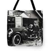 The Fourth Musketeer, 1923 Tote Bag