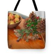 The Fragrance Of Christmas  Tote Bag