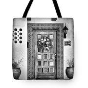 The Front Door Tote Bag