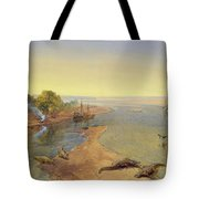 The Ganges Tote Bag