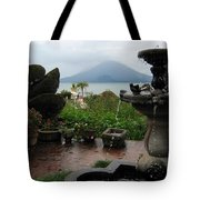 The Garden Next To The Lake - 2 Tote Bag