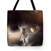 The Genie's Voice Tote Bag