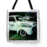 The Gentleman Scholar Truck Tote Bag