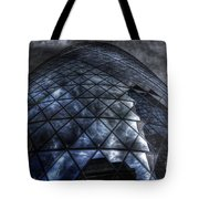 The Gherkin - Neckbreaker View Tote Bag