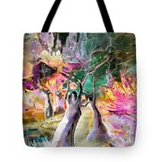 The Ghosts Tote Bag