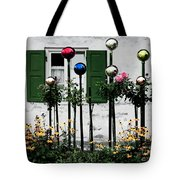 The Glass Balls Tote Bag