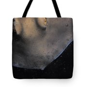 The Golden Eyes Of A Sparcely Spotted Tote Bag