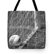 The Golden Goal Tote Bag