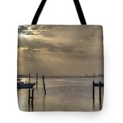 The Golden Hour II Tote Bag