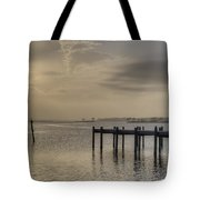 The Golden Hour Iv Tote Bag