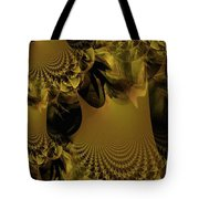The Golden Mascarade Tote Bag