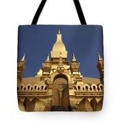 The Golden Palace Laos Tote Bag