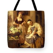 The Goose Plucker   Tote Bag