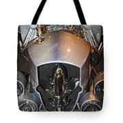 The Gothic Coach Tote Bag