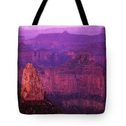 The Grand Canyon North Rim Tote Bag