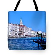 The Grand Of Venice Tote Bag