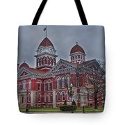 The Grand Old Lady Tote Bag