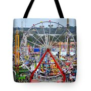The Great American Midway Tote Bag