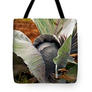 The Great Cabbage Tote Bag