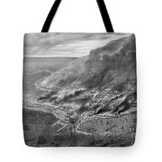 The Great Chicago Fire, 1871 Tote Bag