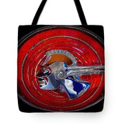 The Great Chief Pontiac Tote Bag