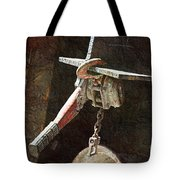 The Great Hoist Tote Bag by Andee Design