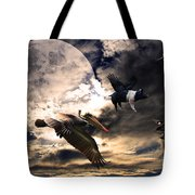 The Great Migration . Full Color Tote Bag